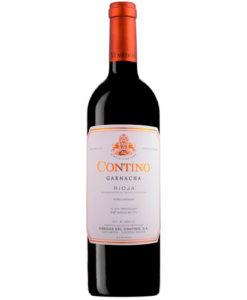 botella de vino tinto Contino Garnacha 2014