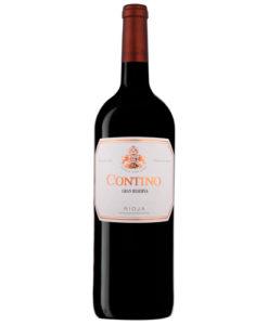 botella de vino tinto especial Cvne Contino Gran Reserva 2008