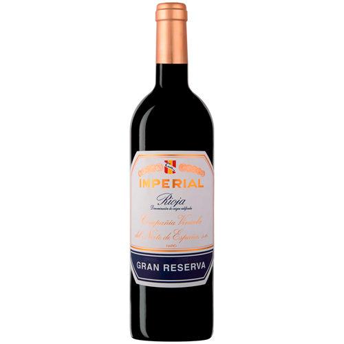 botella de vino Cune Imperial Gran Reserva 2009