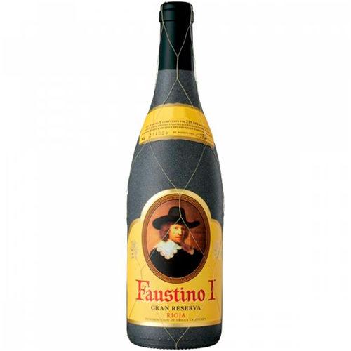 botella de vino tinto Faustino I Gran Reserva 2006