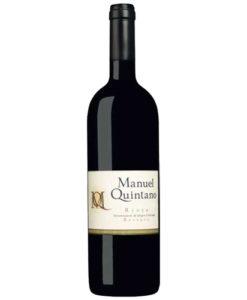botella de Manuel Quintano 2005