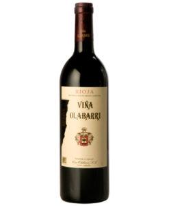 botella de vino Viña Olabarri Reserva 2012