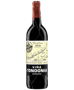 wine-vina-tondonia-reserve-bottle