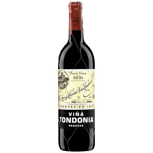 vino-vina-tondonia-reserva-botella