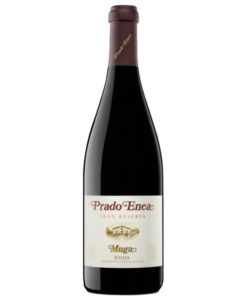 red wine Muga Prado Enea Grand Reserve