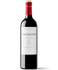 botella de Marqués de Valparaiso Roble