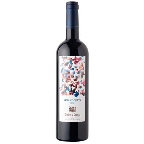 vino-vinacoqueta-remirez-ganuza-botela