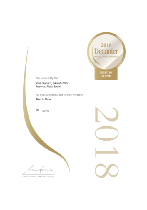 bikandi-reserva-2005-decanter-award