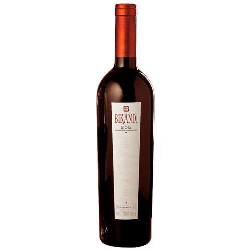 botella de vino Bikandi Reserva Vendimia Seleccionada 2005