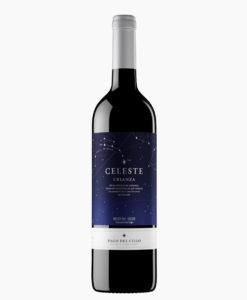 celeste crianza vino tinto